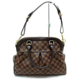 Auth Louis Vuitton Trevi Pm Shoulder #N4711V27